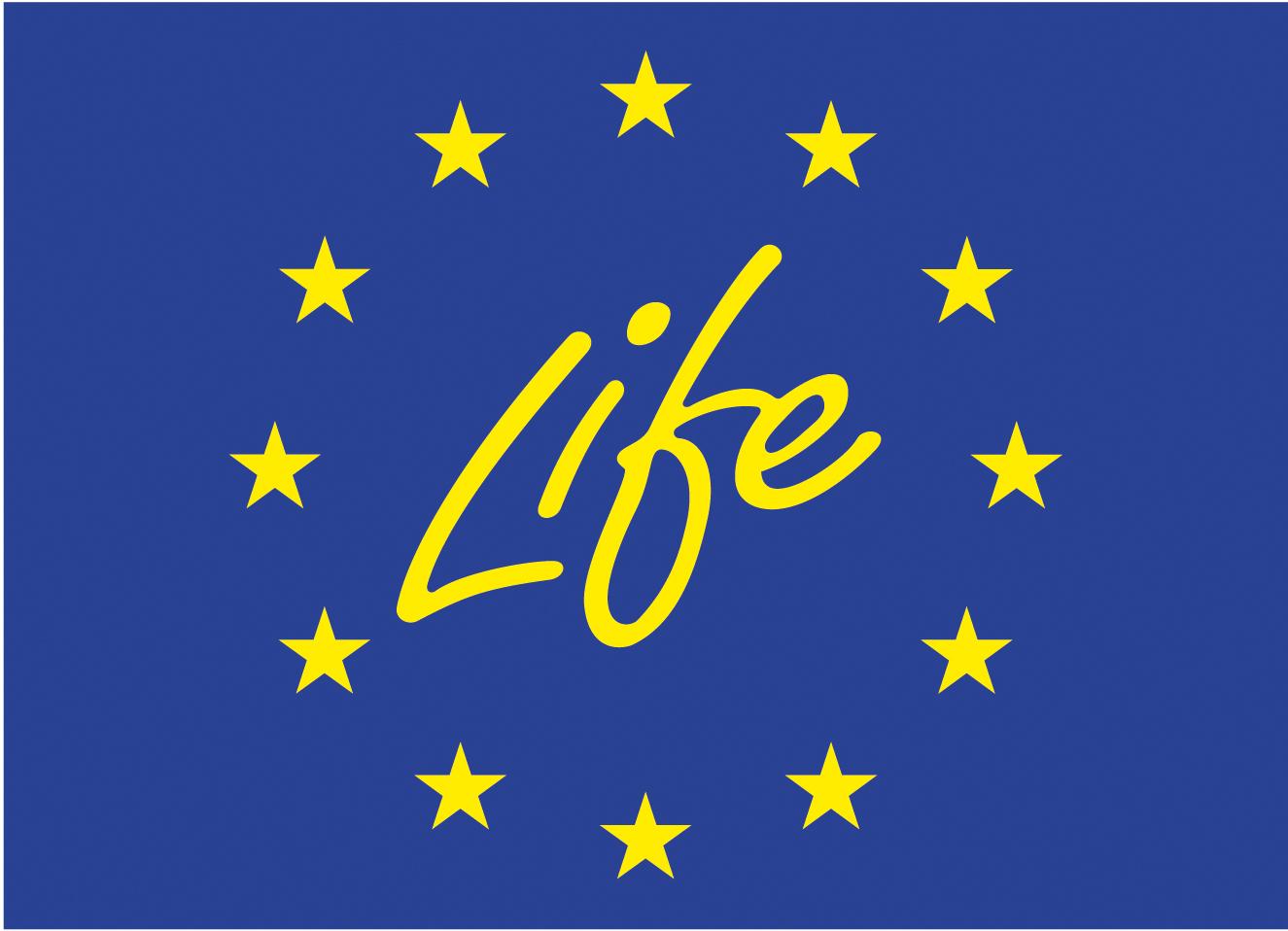 LIFE logotyp